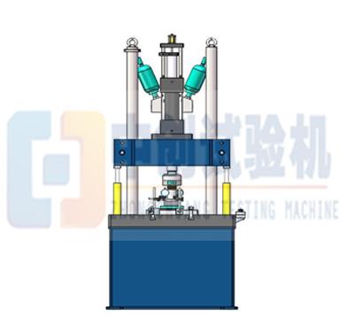 橡胶辊耐久寿命测试机