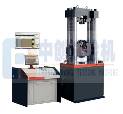1000D伺服万能材料试验机