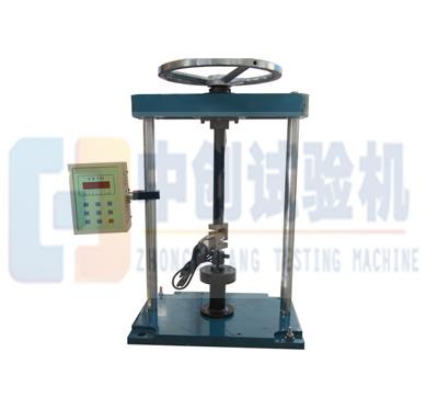 手动型煤压力试验机