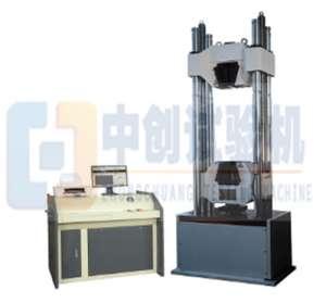 钢绞线强度测试机