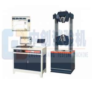 电液伺服钢绞线试验机预览图