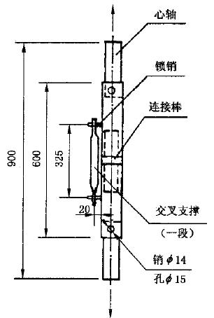钢管脚手架门架锁销试验机技术要求